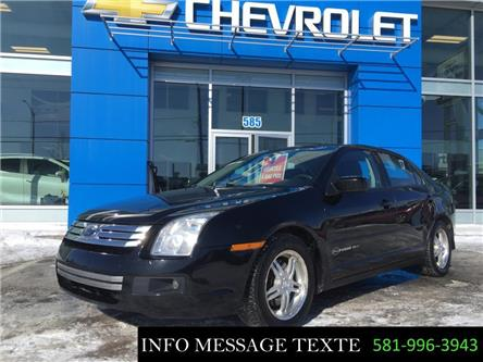 2008 Ford Fusion SE (Stk: X8186) in Ste-Marie - Image 1 of 14