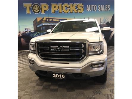 2016 GMC Sierra 1500 SLE (Stk: 134377) in NORTH BAY - Image 1 of 26
