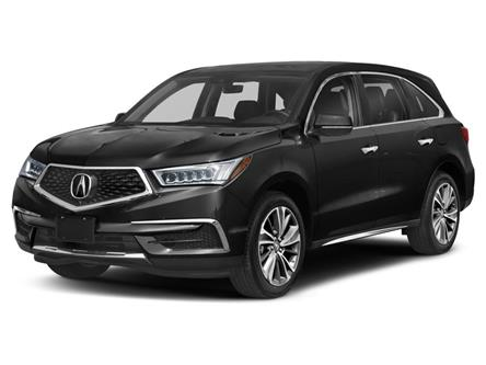 2020 Acura MDX Tech (Stk: 20MD3001) in Red Deer - Image 1 of 8