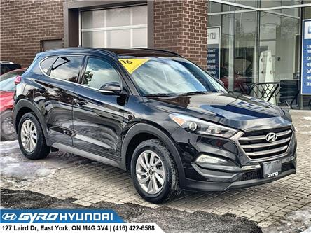 2016 Hyundai Tucson Luxury (Stk: H5612A) in Toronto - Image 1 of 30