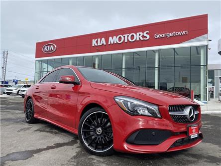 2019 Mercedes-Benz CLA-Class CLA 250 4MATIC | NAVI | PANO ROOF | B/U CAM | (Stk: P13112) in Georgetown - Image 2 of 32