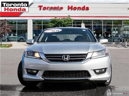 2015 Honda Accord Sedan Sport (Stk: H40019A) in Toronto - Image 2 of 26