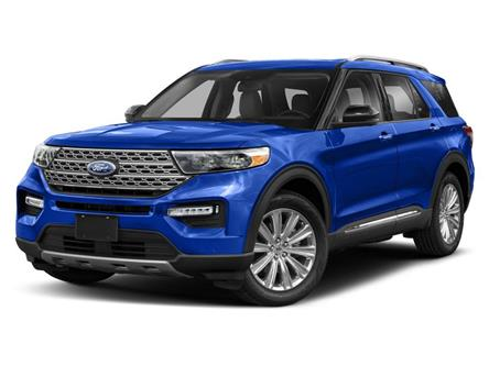 2020 Ford Explorer XLT (Stk: 206201) in Vancouver - Image 1 of 9