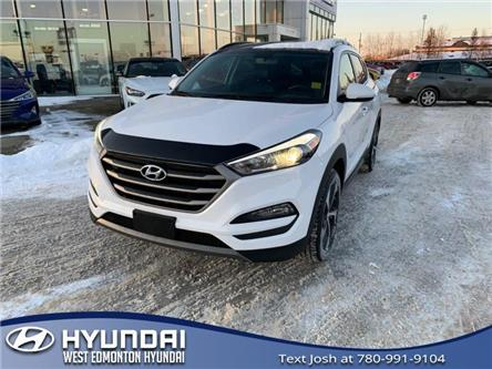 2016 Hyundai Tucson Limited (Stk: E4829) in Edmonton - Image 2 of 28