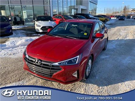 2019 Hyundai Elantra  (Stk: E4828) in Edmonton - Image 2 of 20