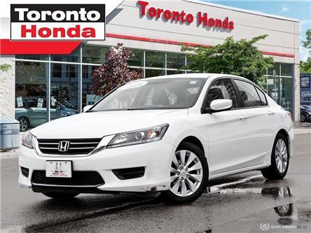 2015 Honda Accord Sedan LX (Stk: H40047A) in Toronto - Image 1 of 24