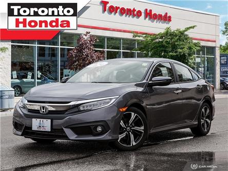 2016 Honda Civic Sedan Touring (Stk: H40051L) in Toronto - Image 1 of 27