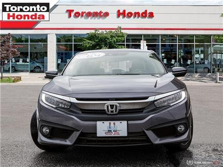 2016 Honda Civic Sedan Touring (Stk: H40051L) in Toronto - Image 2 of 27