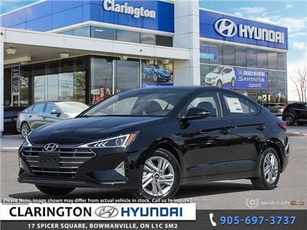 2020 Hyundai Elantra Preferred (Stk: 20102) in Clarington - Image 1 of 24