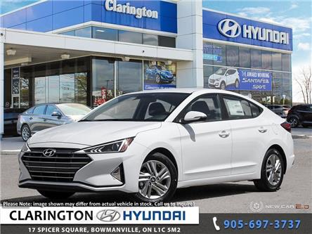 2020 Hyundai Elantra Preferred (Stk: 20100) in Clarington - Image 1 of 24