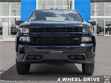2020 Chevrolet Silverado 1500 Silverado Custom Trail Boss (Stk: Z238100) in Newmarket - Image 2 of 23