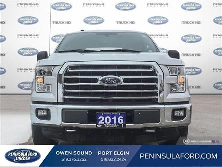 2016 Ford F-150 XLT (Stk: 19FE454A) in Owen Sound - Image 2 of 23