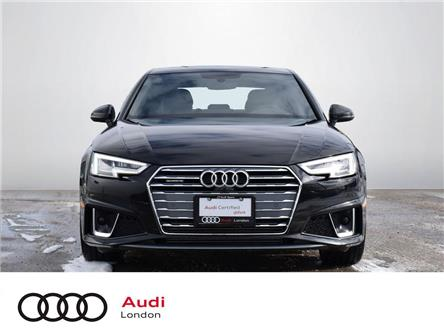 2019 Audi A4 45 Progressiv (Stk: 410730) in London - Image 2 of 27