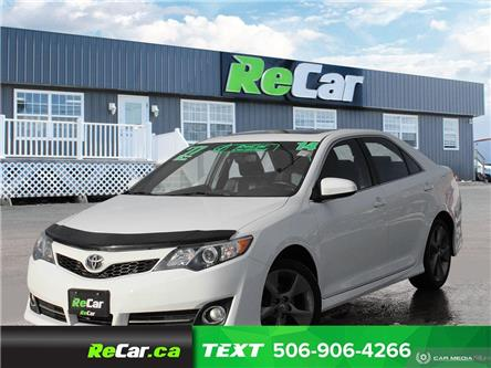 2014 Toyota Camry SE (Stk: 200287A) in Fredericton - Image 1 of 23