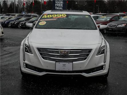 2016 Cadillac CT6 3.0L Twin Turbo Platinum (Stk: 99016A) in Burlington - Image 2 of 30