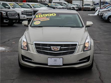2015 Cadillac ATS 2.0L Turbo Luxury (Stk: 5941F) in Burlington - Image 2 of 30