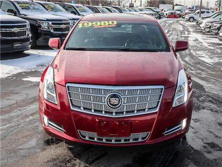 2014 Cadillac XTS Platinum (Stk: 99008A) in Burlington - Image 2 of 12