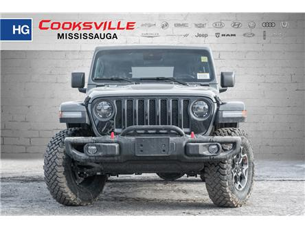 2020 Jeep Wrangler Unlimited Rubicon (Stk: LW255318) in Mississauga - Image 2 of 19