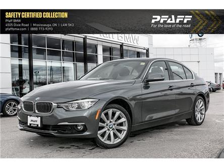 2017 BMW 330i xDrive (Stk: 22857A) in Mississauga - Image 1 of 19
