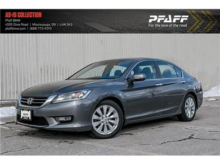 2013 Honda Accord EX-L (Stk: U5873A) in Mississauga - Image 1 of 22