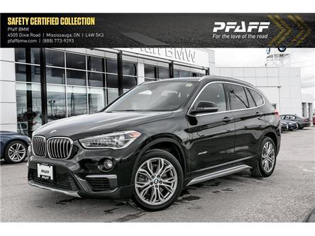 2016 BMW X1 xDrive28i (Stk: U5902) in Mississauga - Image 1 of 22
