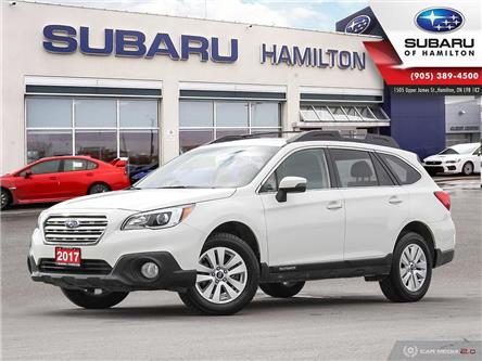 2017 Subaru Outback 2.5i Touring (Stk: U1539) in Hamilton - Image 1 of 27