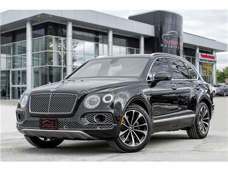 2017 Bentley Bentayga AWD|NAVI|REAR CAM|VENTED SEATS|LOW KMS|600 HP!! (Stk: 16006) in Mississauga - Image 1 of 28