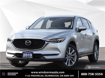2019 Mazda CX-5 GT (Stk: C55704) in Windsor - Image 1 of 28