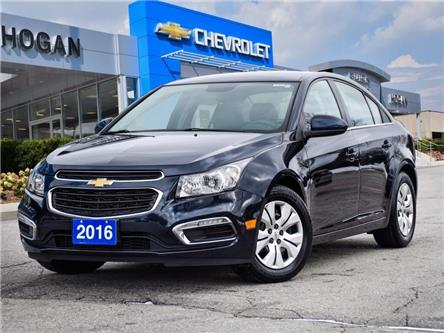 2016 Chevrolet Cruze Limited 1LT (Stk: A170657) in Scarborough - Image 1 of 26