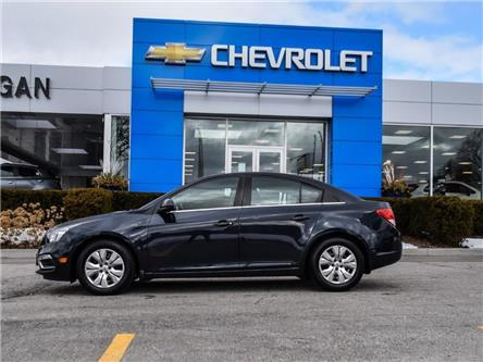 2016 Chevrolet Cruze Limited 1LT (Stk: A170657) in Scarborough - Image 2 of 26