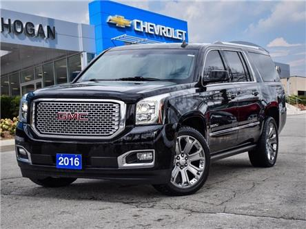 2016 GMC Yukon XL Denali (Stk: WU144209) in Scarborough - Image 1 of 30