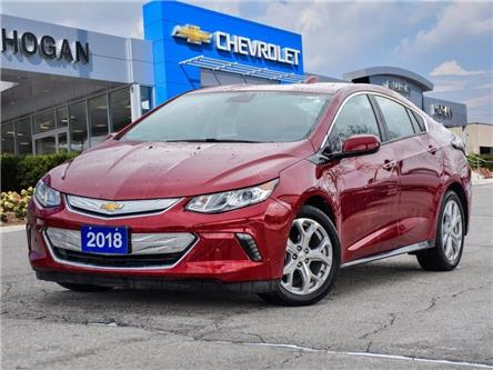 2018 Chevrolet Volt Premier (Stk: W1130454) in Scarborough - Image 1 of 27