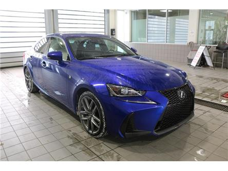 2017 Lexus IS 350 Base (Stk: 200310A) in Calgary - Image 1 of 18