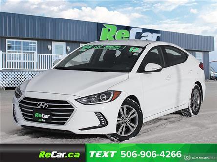 2017 Hyundai Elantra GL (Stk: 200296A) in Saint John - Image 1 of 22