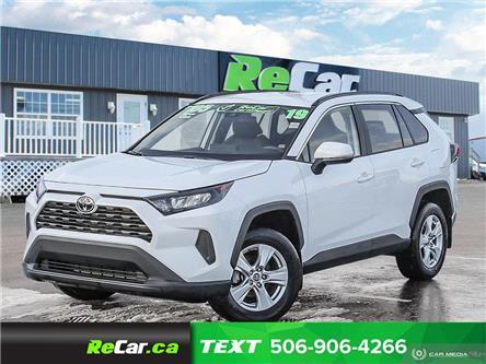 2019 Toyota RAV4 LE (Stk: 200139A) in Saint John - Image 1 of 22