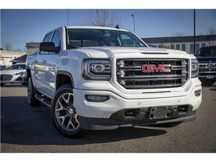 2018 GMC Sierra 1500 SLT (Stk: K619085A) in Surrey - Image 1 of 28