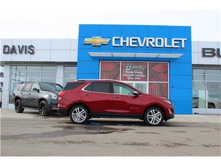 2020 Chevrolet Equinox Premier (Stk: 213905) in Claresholm - Image 2 of 26