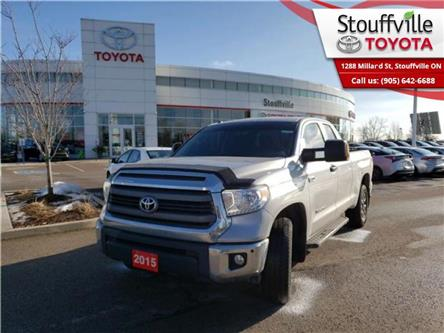 2015 Toyota Tundra TRD OFFROAD (Stk: P2047) in Whitchurch-Stouffville - Image 1 of 12