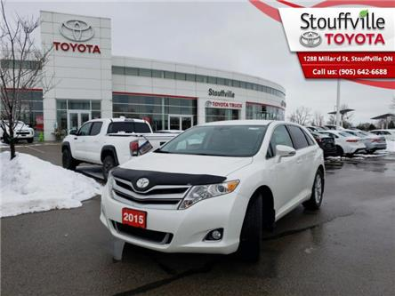 2015 Toyota Venza 4DR WGN AWD (Stk: P2066) in Whitchurch-Stouffville - Image 1 of 12
