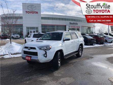 2019 Toyota 4Runner 4WD (Stk: P2081) in Whitchurch-Stouffville - Image 1 of 23