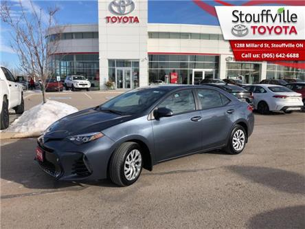 2018 Toyota Corolla SE (Stk: P2086) in Whitchurch-Stouffville - Image 1 of 17