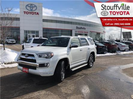 2018 Toyota 4Runner Limited (Stk: P2087) in Whitchurch-Stouffville - Image 1 of 24