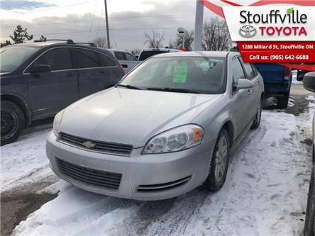 2010 Chevrolet Impala LT (Stk: 200230AA) in Whitchurch-Stouffville - Image 1 of 5