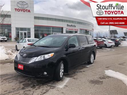 2011 Toyota Sienna Limited (Stk: P2090A) in Whitchurch-Stouffville - Image 1 of 27
