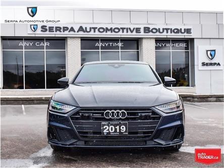 2019 Audi A7 3.0T Technik quattro 7sp S Tronic (Stk: C1017) in Aurora - Image 2 of 30