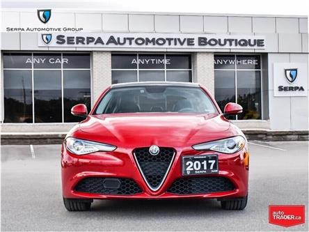 2017 Alfa Romeo Giulia Base (Stk: SC1012) in Aurora - Image 2 of 25
