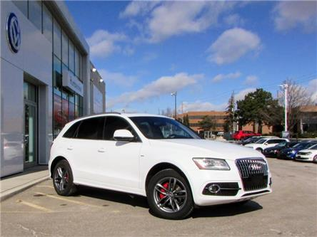 2013 Audi Q5 2.0T Premium Plus (Stk: 10854PA) in Toronto - Image 1 of 22