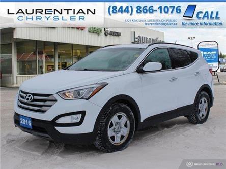 2016 Hyundai Santa Fe Sport 2.4 Premium (Stk: 20042A) in Sudbury - Image 1 of 23