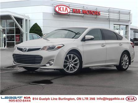 2013 Toyota Avalon  (Stk: 2471) in Burlington - Image 1 of 27