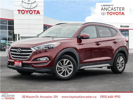 2018 Hyundai Tucson  (Stk: P154) in Ancaster - Image 1 of 29